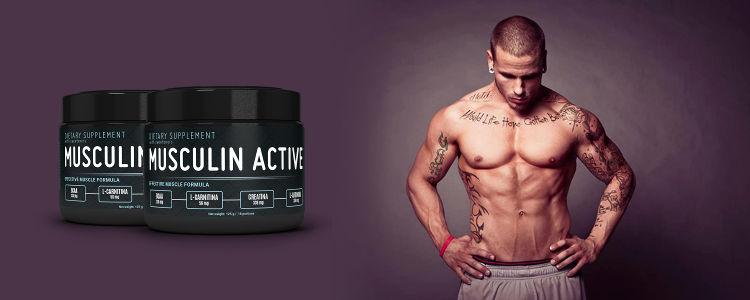 Avis et commentaires sur le sujet Musculin Active. Évaluation des utilisateurs du produit.