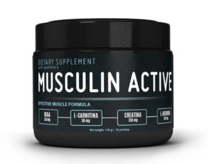 Quésaco Musculin Active? Comment cela fonctionne? Comment va fonctionner? Quand fonctionnera-t-il?