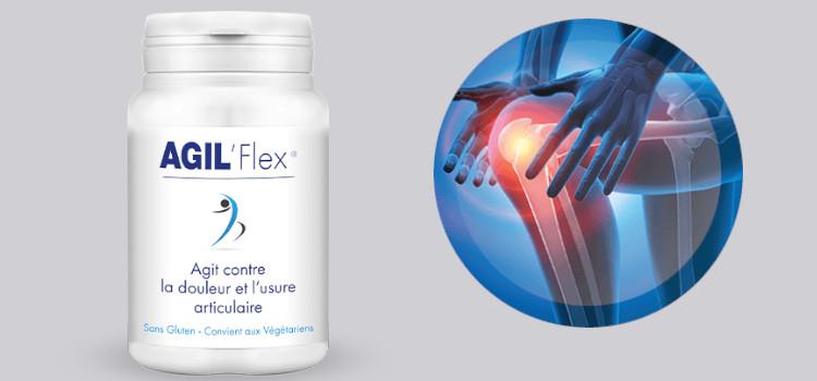 Quels sont les ingrédients de Agil Flexavis?