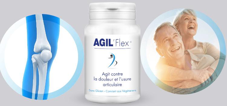 Combien ça coûte Agil Flex prix? Où acheter?