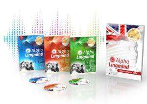 Apprentissage rapide des langues uniquement avec Alpha Lingmind